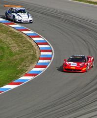 Rennen auf dem Hockenheimring