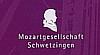 Logo der Mozartgesellschaft
